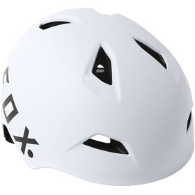 Fox Flight Helm Heren, white